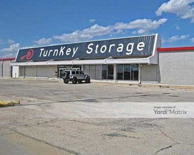 Image for Turnkey Storage - 350 North Midland Drive, TX