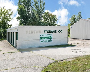 Storage Units for Rent available at 3144 Copper Avenue, Fenton, MI 48430 Photo Gallery 1