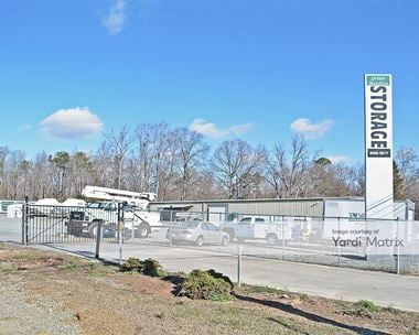 Storage Units for Rent available at 373 Marco Blvd, Lexington, NC 27295 Photo Gallery 1
