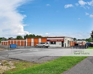 Storage Units for Rent available at 6800 Riverdale Drive NW, Ramsey, MN 55303