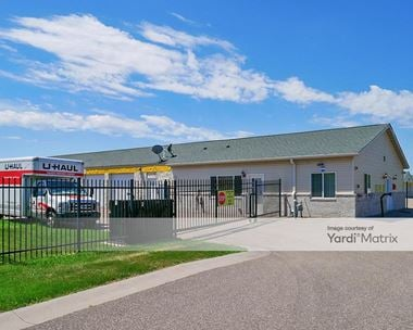 Storage Units for Rent available at 10250 Flanders Street NE, Blaine, MN 55449