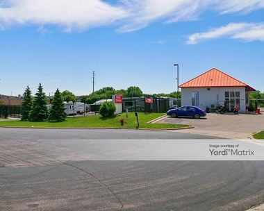 Storage Units for Rent available at 11601 Lakeland Drive, Maple Grove, MN 55369