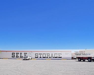 Storage Units for Rent available at 10520 Dyer Street, El Paso, TX 79924