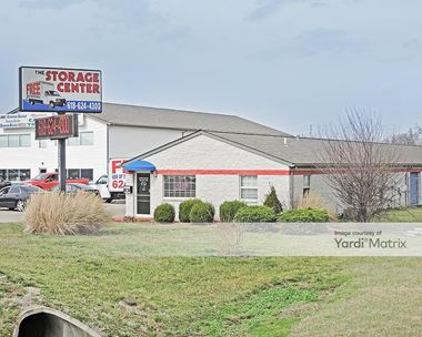 Storage Units for Rent available at 1348 Frontage Road, O' Fallon, IL 62269