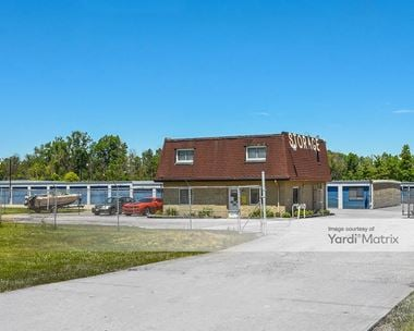 Storage Units for Rent available at 901 Leona Road, Elyria, OH 44035