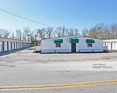 Storage Units for Rent available at 100 East 20th Street, Okmulgee, OK 74447