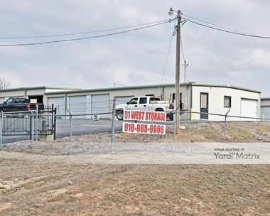 Storage Units for Rent available at 26175 West 51 Hwy South, Mannford, OK 74063