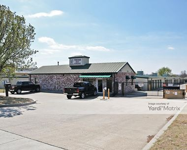 Storage Units for Rent available at 12010 South ELM Street West, Jenks, OK 74037