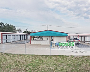 Storage Units for Rent available at 1280 South Dewey, Wagoner, OK 74467 Photo Gallery 1