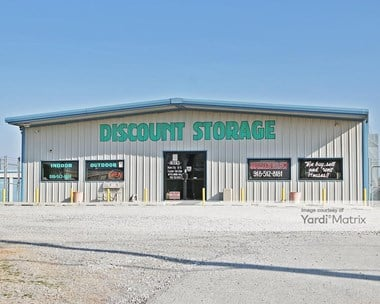 Image for Discount Mini Storage - 8505 West 81st Street South, OK