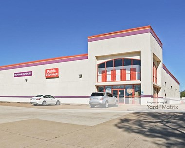 Image for Public Storage - 2878 Covington Pike, TN