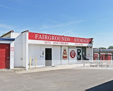 Image for Fairgrounds Self - Storage - 2472 Southern Avenue, TN