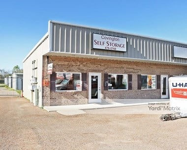 Storage Units for Rent available at 91 Peeler Street, Covington, TN 38019 Photo Gallery 1