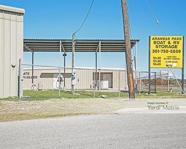 Image for Aransas Pass Storage - 1500 Kenny Lane, TX