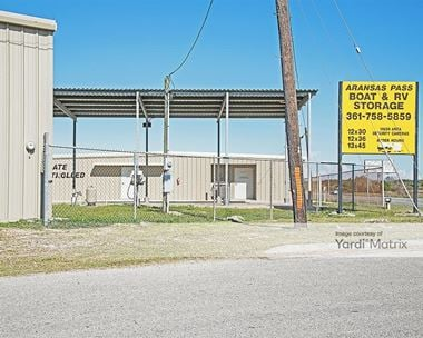 Storage Units for Rent available at 1500 Kenny Lane, Ingleside, TX 78362