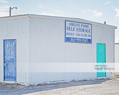 Image for Airline Padre Storage - 6401 South Padre Island Drive, TX