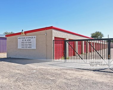 Image for Permian Storage - 521 West 42nd Street, TX