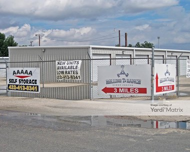 Image for AAAAA Self Storage - 2740 Faudree Road, TX