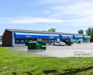 Storage Units for Rent available at 9030 North Saginaw Road, Mt Morris, MI 48458