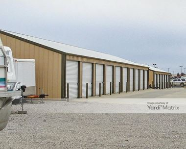 Storage Units for Rent available at 1956 South Shepard Avenue, El Reno, OK 73036