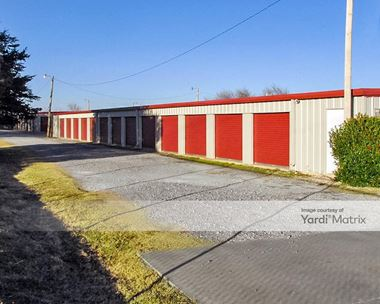Storage Units for Rent available at 39604 West 45th, Shawnee, OK 74804