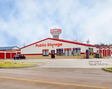 Storage Units for Rent available at 2701 NW 38th Street, Lawton, OK 73505