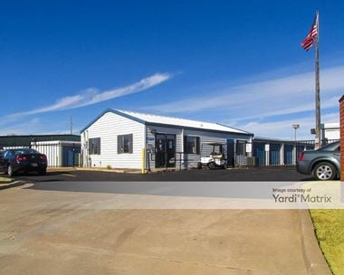 Storage Units for Rent available at 3405 Bart Conner Drive, Norman, OK 73072