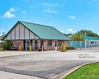 Storage Units for Rent available at 2305 East 6th Avenue, Stillwater, OK 74074