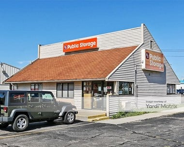 Image for Public Storage - 4816 North Grand River Avenue, MI