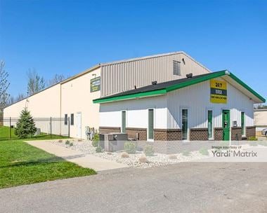 Storage Units for Rent available at 10869 Paw Paw Drive, Holland, MI 49424