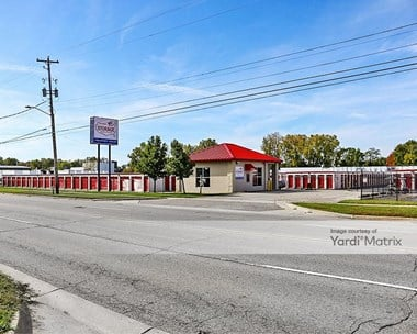 Storage Units for Rent available at 2621 Burlingame Avenue SW, Wyoming, MI 49509 Photo Gallery 1