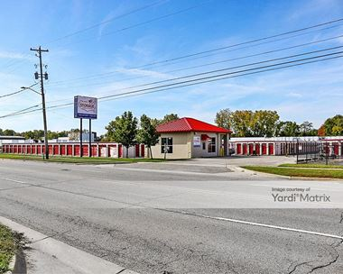 Storage Units for Rent available at 2621 Burlingame Avenue SW, Wyoming, MI 49509