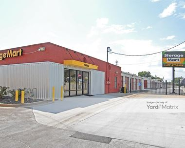 Storage Units for Rent available at 16855 East US Highway 40, Independence, MO 64055