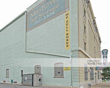 Image for Midtown Self Storage - 3429 Troost Avenue, MO