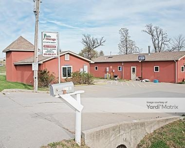 Storage Units for Rent available at 15905 Highway 273, Platte City, MO 64079