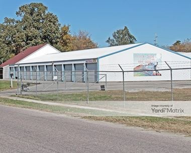 Storage Units for Rent available at 801 North Lexington Street, Harrisonville, MO 64701