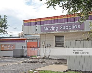 Storage Units for Rent available at 2223 Haskell Avenue, Lawrence, KS 66046 Photo Gallery 1