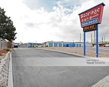 Image for 54th South Storage - 4595 West 5415 South, UT