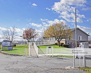 Storage Units for Rent available at 1095 North 600 West, Logan, UT 84321