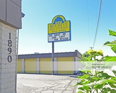Storage Units for Rent available at 1890 Wall Avenue, Ogden, UT 84401