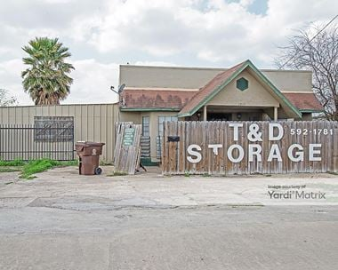 Storage Units for Rent available at 1003 South 6th Street, Kingsville, TX 78363