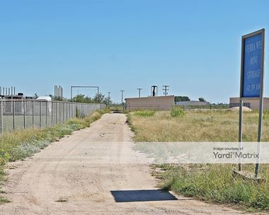 Storage Units for Rent available at 4203 North Sierra Avenue, Odessa, TX 79764