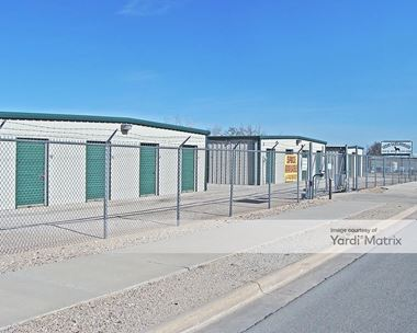 Storage Units for Rent available at 1510 West 4th Street, Big Spring, TX 79720