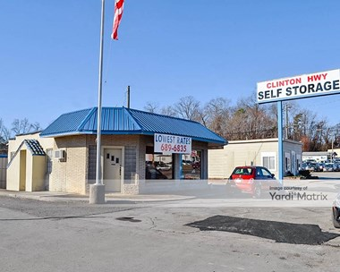 Storage Units for Rent available at 6001 Clinton Hwy, Knoxville, TN 37912 Photo Gallery 1