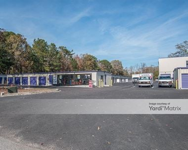 Storage Units for Rent available at 3180 Marginal Road, Charleston, SC 29414
