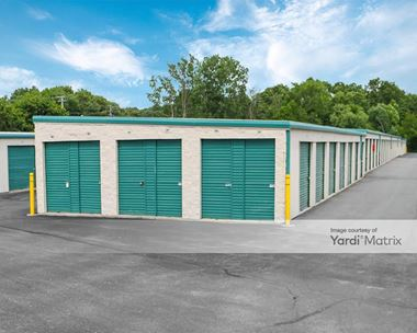 Storage Units for Rent available at 4438 Spartan Industrial Drive SW, Grandville, MI 49418