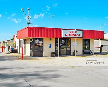 Storage Units for Rent available at 6115 West Central, Wichita, KS 67212