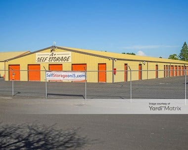 Image for A+ Self Storage - 2200 North Pacific Hwy, OR