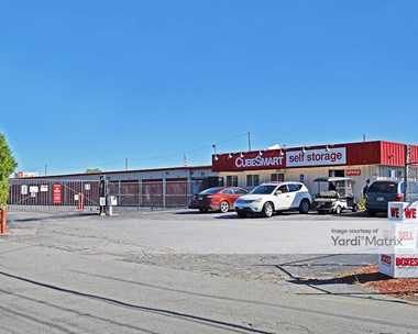 Storage Units for Rent available at 201 Concord Street, Pawtucket, RI 02860 Photo Gallery 1