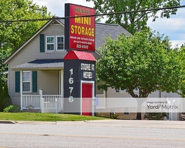Storage Units for Rent available at 1676 Hebron Road, Heath, OH 43056 Photo Gallery 1
